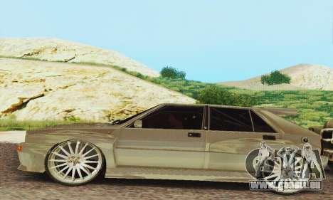 Lancia Delta HF Integrale pour GTA San Andreas laissé vue