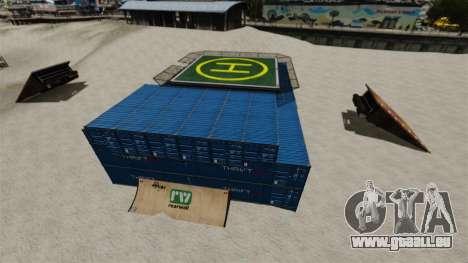 Maison de plage pour GTA 4