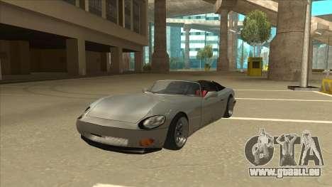 Banshee Stance für GTA San Andreas