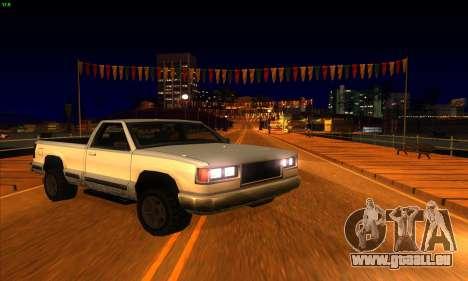 ENBSeries by MatB1200 V1.1 für GTA San Andreas her Screenshot