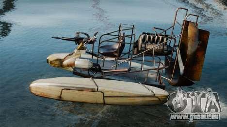 Air Boot für GTA 4 linke Ansicht