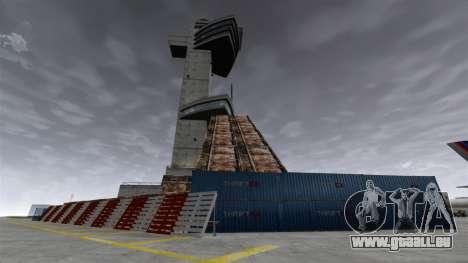 Kampfzone für GTA 4 dritte Screenshot