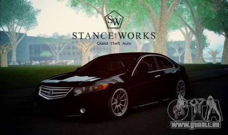 Honda Accord pour GTA San Andreas
