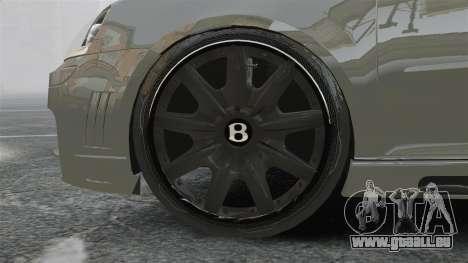Volkswagen Golf GTi DT-Designs pour GTA 4 Vue arrière