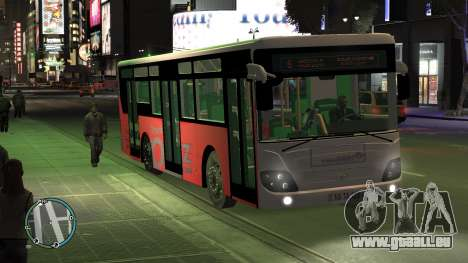 Daewoo BC211MA Baku für GTA 4