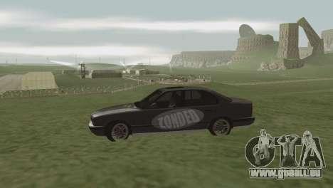 Herbe en Las Venturase. pour GTA San Andreas deuxième écran