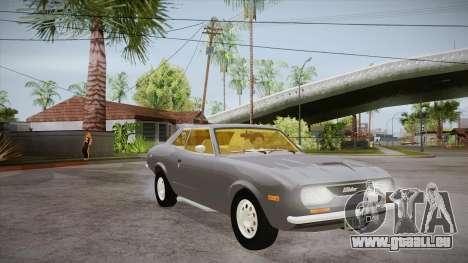 Regler von FlatOut für GTA San Andreas Rückansicht