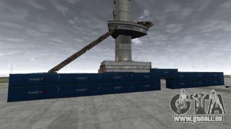 Kampfzone für GTA 4