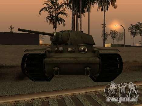 KV-1 pour GTA San Andreas