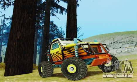 Joker prototype UAZ pour GTA San Andreas