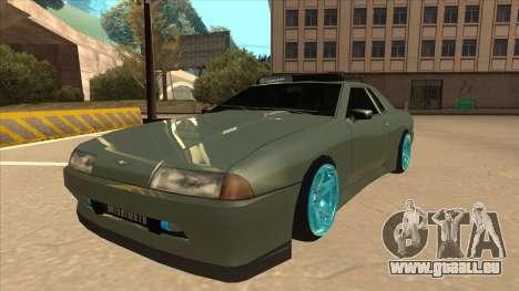 Elegy Hellaflush für GTA San Andreas