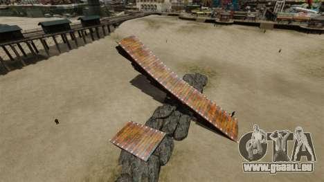 Maison de plage pour GTA 4 sixième écran