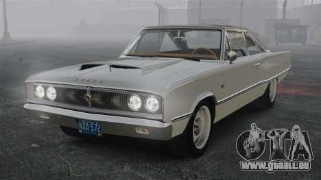 Dodge Coronet 440 1967 pour GTA 4