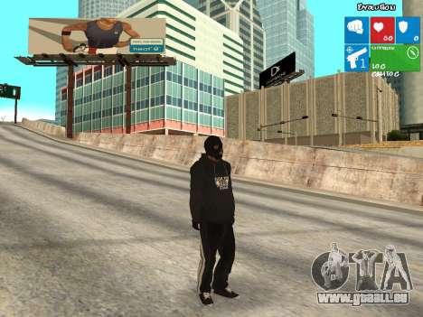 Méchant pour GTA San Andreas