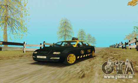 Mercenaries 2-Taxi für GTA San Andreas