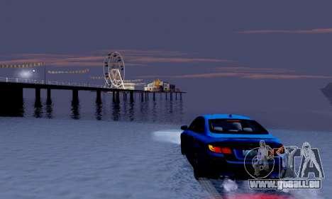 Realistic ENBSeries pour GTA San Andreas deuxième écran