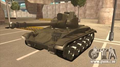 M41A3 Walker Bulldog pour GTA San Andreas