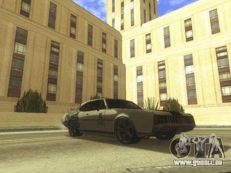 Clover Modified pour GTA San Andreas