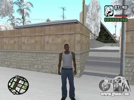 Umschalten zwischen Zeichen wie in GTA V für GTA San Andreas