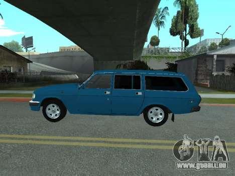 GAS 31022 für GTA San Andreas zurück linke Ansicht