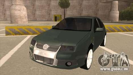 Jetta 2003 Version Normal pour GTA San Andreas