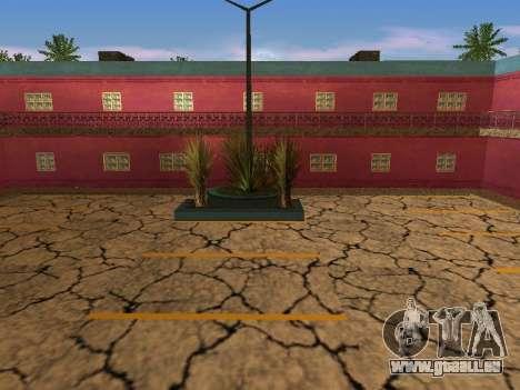 Nouvelles textures à Jefferson pour GTA San Andreas cinquième écran