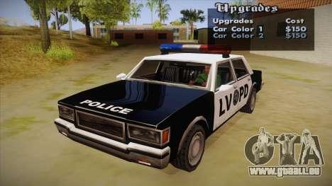 All Cars Radio & Repair Activator für GTA San Andreas zweiten Screenshot