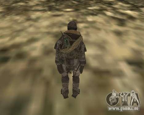 SOAP MacTavish für GTA San Andreas zweiten Screenshot