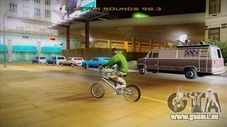All Cars Radio & Repair Activator für GTA San Andreas sechsten Screenshot