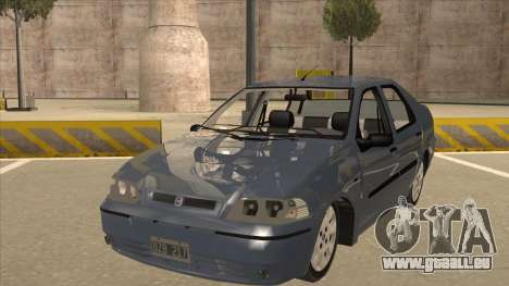 Fiat Siena Ex pour GTA San Andreas