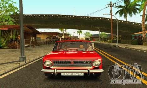 BPAN VAZ 2101 pour GTA San Andreas vue de droite