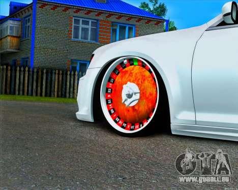 Chrysler 300 c SRT-8 MANSORY_CLUB pour GTA San Andreas vue de côté