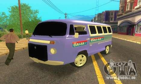 VW Kombi ESCOLAR pour GTA San Andreas