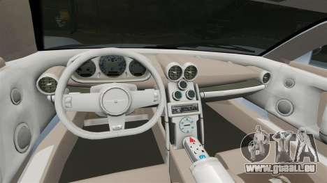 Chrysler ME Four-Twelve [EPM] für GTA 4 Seitenansicht