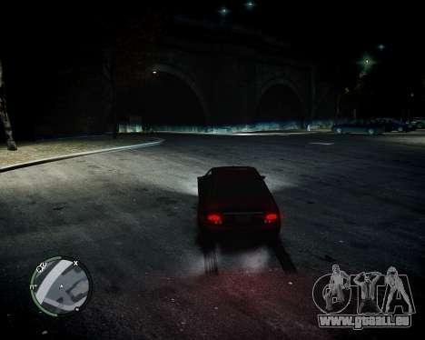 BiXenon pour GTA 4 troisième écran