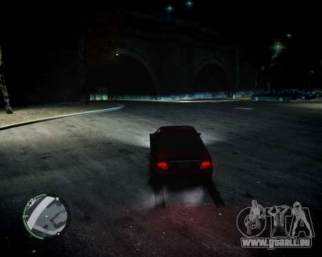 BiXenon für GTA 4 dritte Screenshot