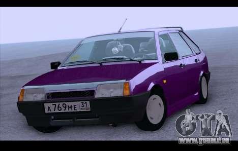 VAZ 21093 pour GTA San Andreas