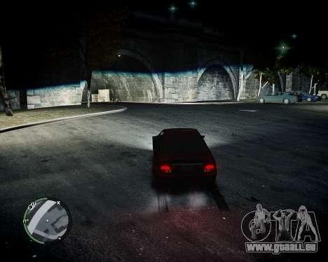 BiXenon pour GTA 4 quatrième écran