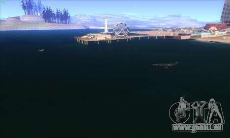 ENBSeries by MatB1200 V1.1 für GTA San Andreas zweiten Screenshot