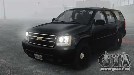 Chevrolet Tahoe 2010 PPV SFPD v1.4 [ELS] für GTA 4