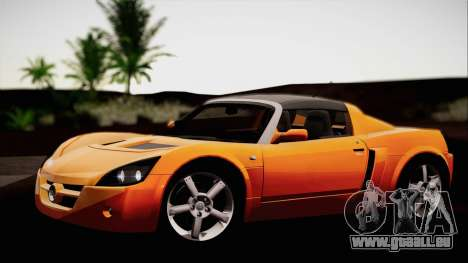 Opel Speedster Turbo 2004 für GTA San Andreas