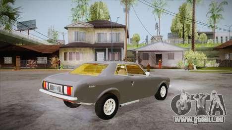 Regler von FlatOut für GTA San Andreas rechten Ansicht