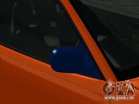 Nissan Skyline R-34 pour GTA San Andreas vue arrière