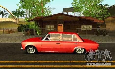 BPAN VAZ 2101 pour GTA San Andreas vue arrière