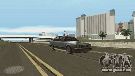 Gras in Las Venturase. für GTA San Andreas her Screenshot