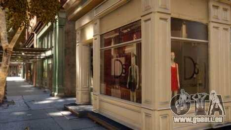 AIGE-ENB Graphic Mod 1.0 pour GTA 4 septième écran