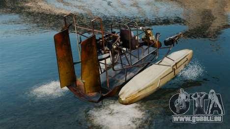 Air Boot für GTA 4 hinten links Ansicht