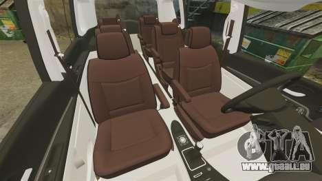 Renault Espace IV Initiale pour GTA 4 est un côté