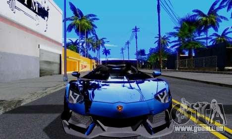 Realistic ENBSeries pour GTA San Andreas troisième écran