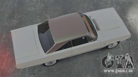 Dodge Coronet 440 1967 pour GTA 4 est un droit